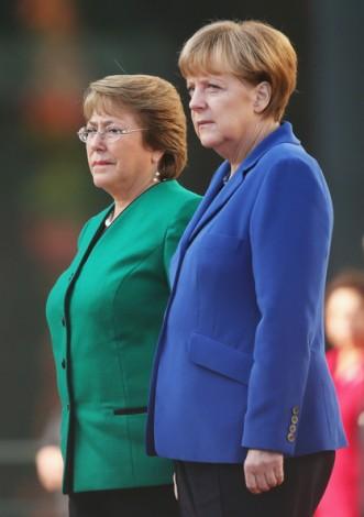 Chilean+President+Bachelet+Visits+Berlin+xmY-iDU6Vabl